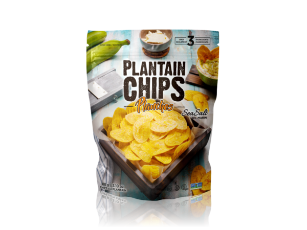 Plantain Chips – Sea Salt